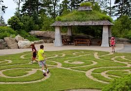 Boothbay Botanical Gardens by Coastal Maine Botanical Garden Breaking New Ground In Zone 5