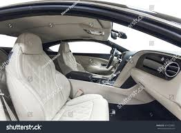 bentley mulsanne white interior car luxury inside interior prestige modern stock photo 374122882