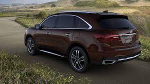 Acura Umber Interior Acura Mdx 2018 U0026 Sport Hybrid 3rd Row Luxury Suv Acura Com