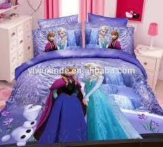 Frozen Comforter Set Full 5d Bedding Set 5d Bedding Set Suppliers And Manufacturers At