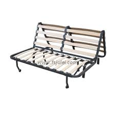 metal frame sofa bed dj sd08 china simple metal fold up sofa bed frame sgs approved