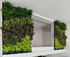 indoor vertical garden inhabitat green design innovation with