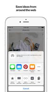 pinterest on the app store