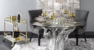 Dining Room Inspiration Round Sequoia Dining Table Z Gallerie - Dining room inspiration