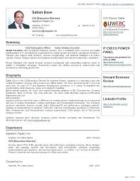 cover letter cio resume samples cio cv samples cio executive