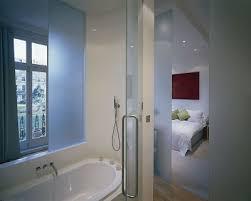 Bathroom Design Idea Using Glass Bathroom Design Idea Using - Glass bathroom designs