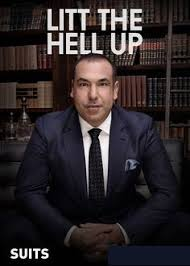 Suits Meme - my top 5 english tv series upto 2015 chandni says