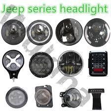 Jk Led Fog Lights Jeeps Front Bumper Led Fog Lamp White Light 4 Inch Led Fog Lights