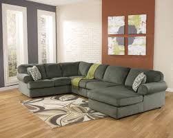 Ashley Living Room Furniture Furniture Interesting Jessa Place 3 Piece Sectional For Living