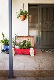 deco entree exterieur visite u2013 une maison qui regorge d u0027idées récup u0027 u2013 cocon de
