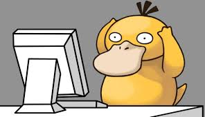 Psyduck Meme - psyduck computer blank template imgflip