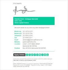 6 best email signatures website wordpress blog