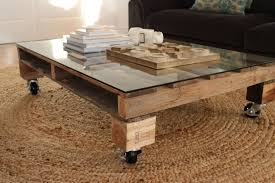 Diy Coffee Tables by Diy Pallet Coffee Table