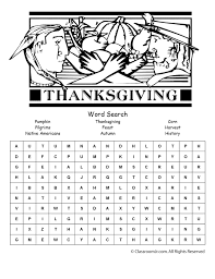 thanksgiving word searches thanksgiving word search 2 classroom