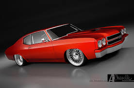 concept chevelle chevelle ss custom 2 by 3dmanipulasi on deviantart