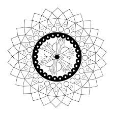 free printable mandala coloring pagesfree coloring pages kids
