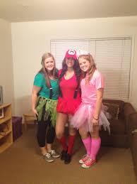 Princess Peach Halloween Costume Mario Luigi Princess Peach Big Halloween Costumes