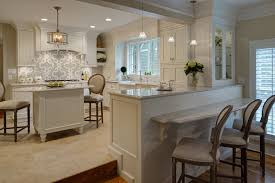 kitchen style all white transitional kitchen decorating ideas