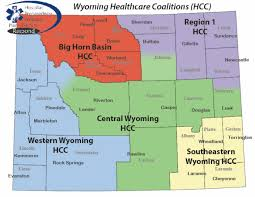 Wyoming Road Conditions Map Hospital Preparedness Program Wyoming Department Of Health
