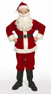 santa costume professional santa claus suits and costumes