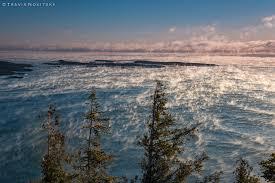lake superior sea smoke photography by travis novitsky photo journal lake superior sea