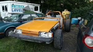 classic subaru wagon 88 u0027 subaru gl wagon buggy