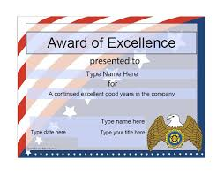 50 free amazing award certificate templates u2013 free template downloads