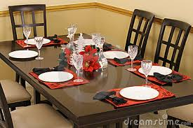How To Set Dining Room Table Beautiful Dining Room Set Up Photos Liltigertoo