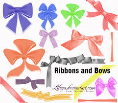 ribbon and bows ribbons and bows by lileya on deviantart