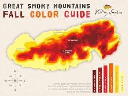 fall foliage great smoky mountains guide