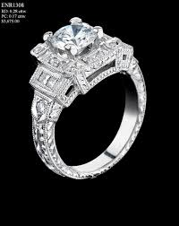 round square rings images Wirt 39 s signature dream collection round center wirt 39 s jewelers jpg