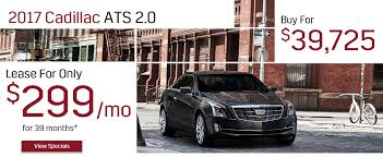cadillac ats offers cadillac of dublin serving columbus hilliard westerville