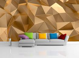 Peel And Stick Removable Wallpaper by Removable Wallpaper Mural Peel U0026 Stick 3d Gold Background Luxury