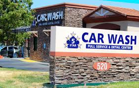 Inside Car Wash Near Me 5 Star Car Wash And Detail Center