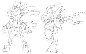 9 images pokemon mega blaziken coloring pages mega blaziken