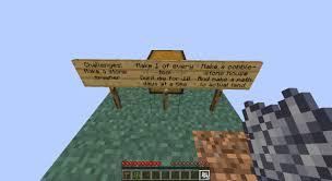 Minecraft Project Ideas Meguydemo U0027s Skyblock 1 1 Minecraft Project