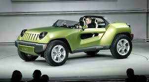new jeep renegade green jeep renegade 2008 first official pictures by car magazine