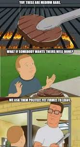 King Of The Hill Meme - hank hill knows what s up funny