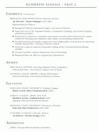 Recruiting Coordinator Resume Sample by Film Resume Template Health Symptoms And Cure Com