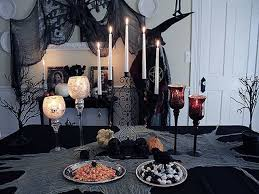 dining room with gothic decor unique house gothic decor style
