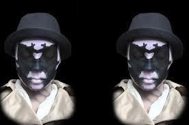 Rorschach Halloween Costume Rorschach Makeup Tutorial