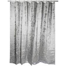 Silver And White Shower Curtain Silver Shower Curtains Shop The Best Deals For Dec 2017