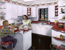 Vintage Kitchen Ideas Retro Kitchen Ideas For Small Spaces Best House Design Small
