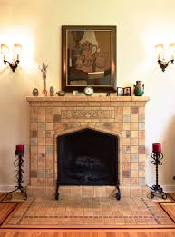 Granite For Fireplace Hearth Fireplace Gallery Mission Tile West