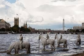 four horsemen of the environmental apocalypse arrive in london