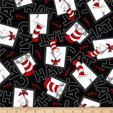 the cat in the hat 2 chevron cat in the box black accent colors