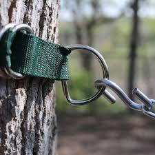 Hammock Bliss Tree Straps Tree Hugger Set Of 2 Hammock Straps Hayneedle