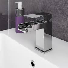plaza waterfall basin tap cheshire kitchens compare