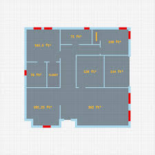 straight floor plan graphic create a floor plan design