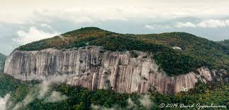 table rock mountain sc aerial photography of the blue ridge mountains